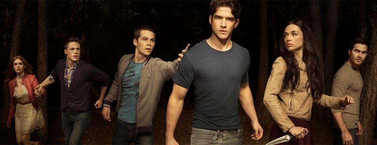 Avis Teen Wolf Series Addict